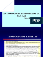 Antropologia Historica de La Familia Martin Selagen