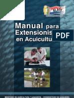 Manual Extencionista Acuicola FAO