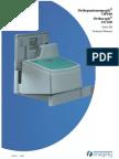 sirona orthophos plus dental x ray service manual pdf vacuum rh scribd com Parts Manual Repair Manuals