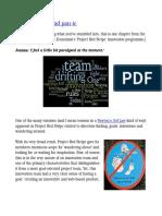 Drifting, Angst and Pan-ic