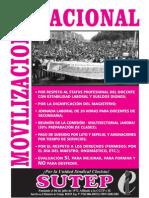 OFICIO CIRCULAR Nº 004 - 2013 - CEN/SUTEP