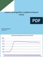 IONESCU MARGARETA-307 TULCEA-Structura Etnica,Piramida Varstelor Si Structura ConfesionalaA