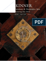 Skinner Auction Catalogue 2452 European Furniture & Decorative Arts