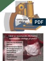 Citologia pielii