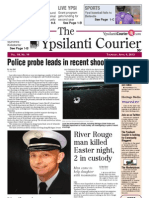 Ypsilanti Courier April 4, 2013