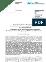 Who-kollaborationszentrum fÜr Tabakkontrolle Deutsches Krebsforschungszentrum | m050 | Pf
