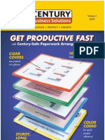 Century Business Solutions Catalog