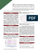 Materiais para baterias recarregáveis - Pirofosfatos de Fe (III)