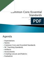 Common Core - HCS Schools