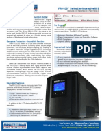 pro-lcd data sheet