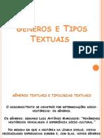 Aula - Generos e Tipos (1)