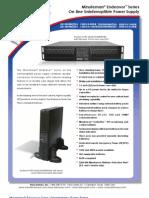 endeavor brochure