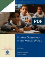 Human Development in the Muslim World