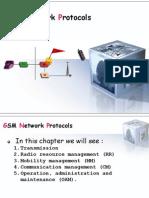 CH5-GSM Network Protocols