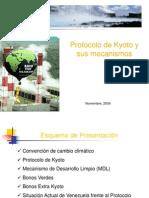 Protocolo Kyoto y Mecanismos de Flexibilidad[1]