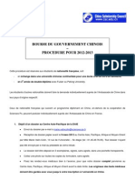Bourse Chine Procedure SciencesPo 2012 4