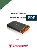 Manual SJ25M