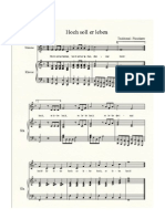 Hoch Soll Er Leben Pianokater 04