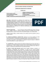 INFORME COORDINACIÓN ADMINISTRATIVA-FINANCIERA AUCM Enero, Febrero, Marzo 2013