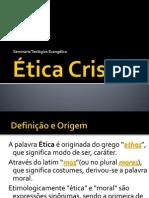 Ética Cristã 2