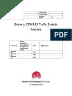 Guide to CDMA 1X Traffic Statistic Analysis-20030710-A-1.3