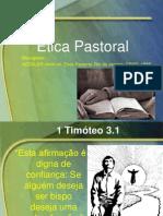 Ética Cristã 3 - A Ética Pastoral