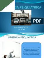 2 URGENCIA PSIQUIATRICA