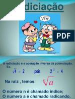 Radiciacao