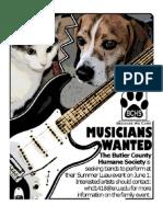 Butler County Humane Society