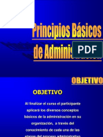 62219776 Principios Basicos de Administracion
