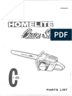 Homelite - Owners Manual XL-12 & SXLAO