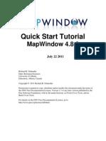 Tutorial MapWindow 4.8.3