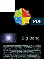 Big Bang and the Large Hadron Collider