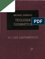 24975823 Schmaus Michael 06 Los Sacramentos