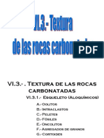 VI.3 Texturas
