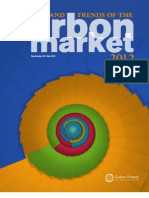 State and Trends of Carbon Market 2012