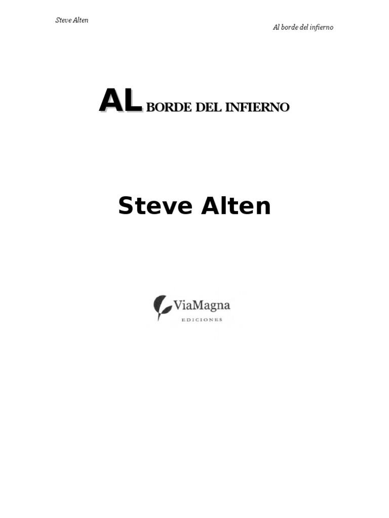 Alten Steve - Al Borde Del Infierno