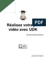 Réalisez votre jeu video avec UDK
