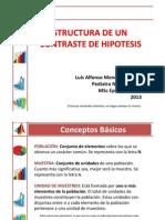 Clase 2_estructura de Un Contraste de Hipotesis [Modo de Compatibilidad]