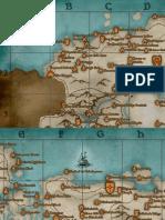 GameBanshee Map of Skyrim