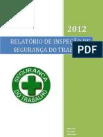 RELATÓRIO DE INSPEÇÃO DE SEGURANÇA DO TRABALHO REV FINAL 153f6c5824