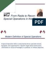 Dowdle Draft Spec Opns CMH Presentation V2