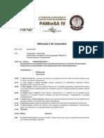 Paminsa IV Programa