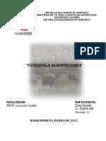 Trabajo - Venezuela Agropecuaria