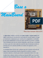 Placa Madre Expocicion Power Point