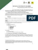 7. Financiación de la cultura en Colombia