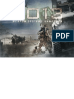 2013 ARMY Weapons Systems Handbook-CRS