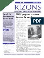 New Horizons 2010 Volume 49-1 Winter-Spring