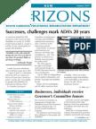 New Horizons 2010 Volume 49-2 Summer
