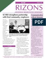 New Horizons 2011 Volume 50-2 Summer